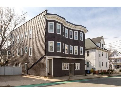 Multi-Family Home for Sale at 306 Summer Street 306 Summer Street Somerville, Massachusetts 02144 United States