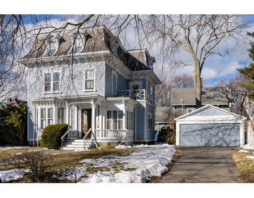 多戶家庭房屋 為 出售 在 22 Orchard Street 22 Orchard Street Boston, 麻塞諸塞州 02130 美國