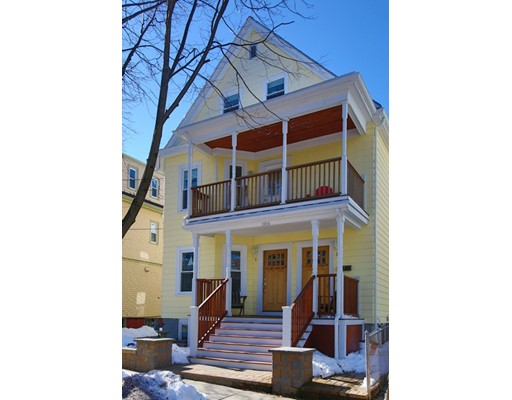 Condominium for Sale at 106 Rogers Avenue 106 Rogers Avenue Somerville, Massachusetts 02144 United States
