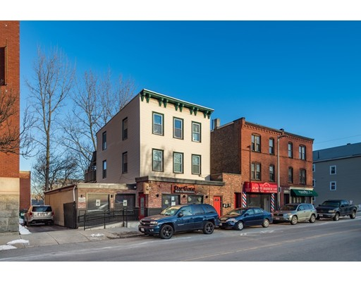 Commercial for Sale at 3171 Washington Street 3171 Washington Street Boston, Massachusetts 02130 United States