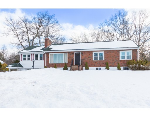 Single Family Home for Sale at 12 Makechnie Road 12 Makechnie Road Burlington, Massachusetts 01803 United States