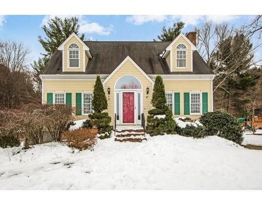 واحد منزل الأسرة للـ Sale في 57 Frontier Drive 57 Frontier Drive Attleboro, Massachusetts 02703 United States