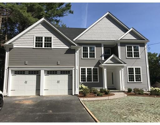 Частный односемейный дом для того Продажа на 57 Wellesley Road Ext 57 Wellesley Road Ext Natick, Массачусетс 01760 Соединенные Штаты
