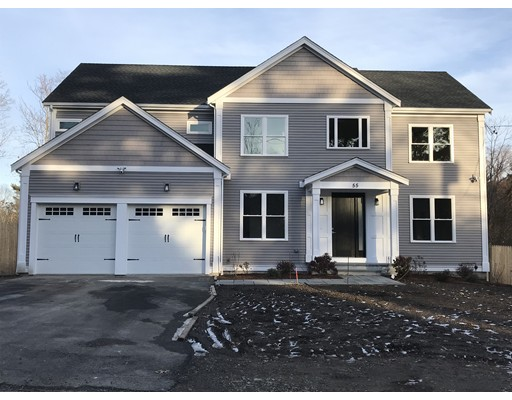 Single Family Home for Sale at 55 Wellesley Road Ext 55 Wellesley Road Ext Natick, Massachusetts 01760 United States