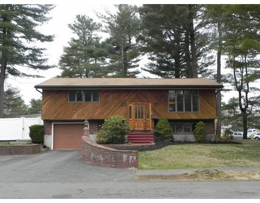 واحد منزل الأسرة للـ Sale في 1 Rutledge Road 1 Rutledge Road Peabody, Massachusetts 01960 United States