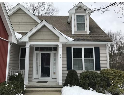 شقة بعمارة للـ Sale في 55 Braeburn Lane 55 Braeburn Lane Ashland, Massachusetts 01721 United States
