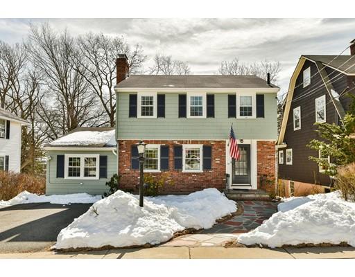 Eensgezinswoning voor Verkoop een t 12 Malcolm Road 12 Malcolm Road Boston, Massachusetts 02130 Verenigde Staten