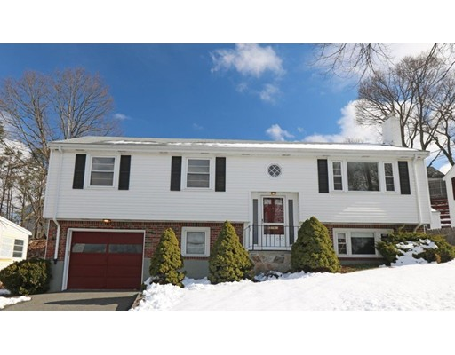 Single Family Home for Sale at 65 Sunset Hill Road 65 Sunset Hill Road Boston, Massachusetts 02132 United States