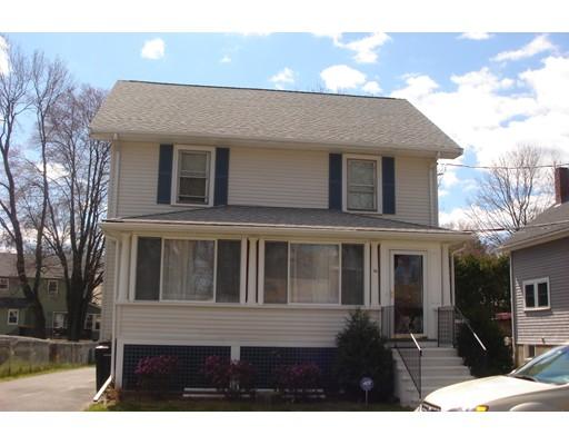 Casa Unifamiliar por un Alquiler en 25 Essex 25 Essex Framingham, Massachusetts 01702 Estados Unidos
