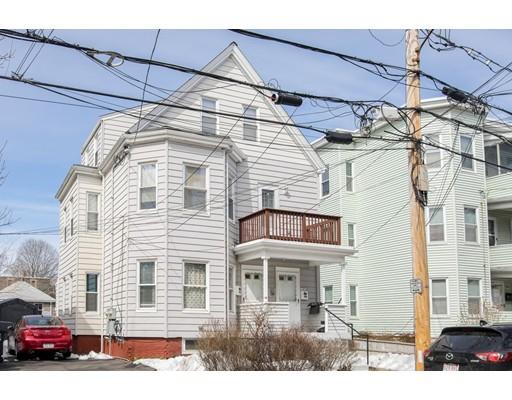 Condominium for Sale at 56 Grant Street 56 Grant Street Somerville, Massachusetts 02145 United States