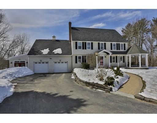 Single Family Home for Sale at 1 Carleton Road 1 Carleton Road Groveland, Massachusetts 01834 United States