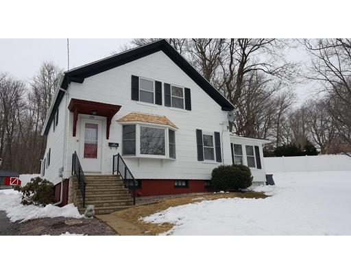 Частный односемейный дом для того Продажа на 130 Summer Street 130 Summer Street North Brookfield, Массачусетс 01535 Соединенные Штаты