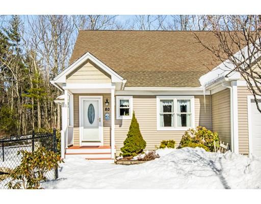共管式独立产权公寓 为 销售 在 80 Virginia Drive 80 Virginia Drive Leicester, 马萨诸塞州 01524 美国