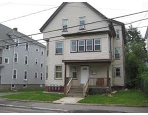 متعددة للعائلات الرئيسية للـ Sale في 206 Spring Street 206 Spring Street Brockton, Massachusetts 02301 United States