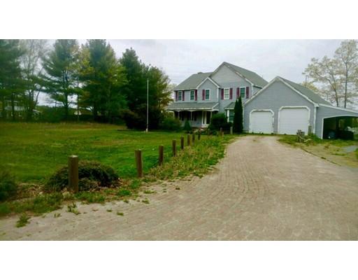 Maison unifamiliale pour l Vente à 50 Main Street 50 Main Street Carver, Massachusetts 02330 États-Unis