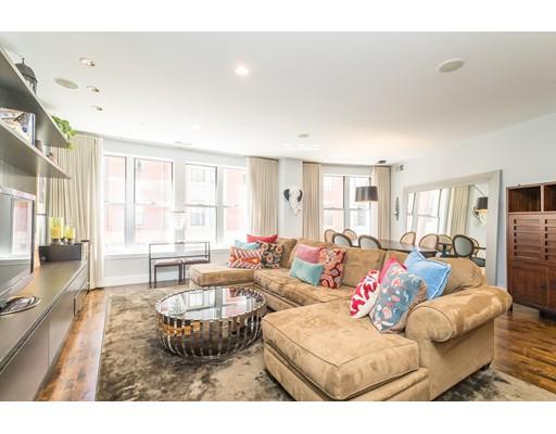 Condomínio para Venda às 1280 Washington Street 1280 Washington Street Boston, Massachusetts 02118 Estados Unidos