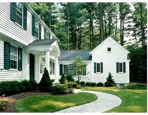 115 Draper Rd  is a similar property to 33 Whispering Ln  Wayland Ma
