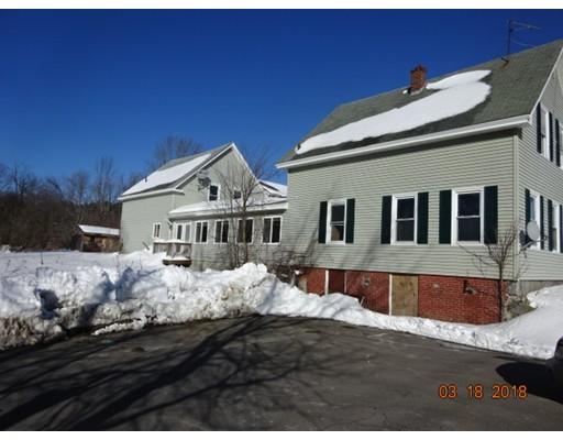 Частный односемейный дом для того Продажа на 244 E Broadway 244 E Broadway Gardner, Массачусетс 01440 Соединенные Штаты