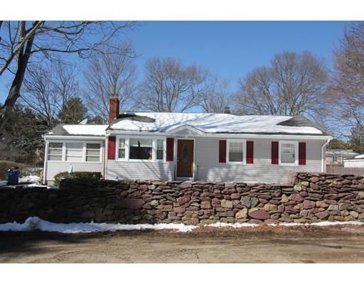 独户住宅 为 销售 在 43 Eugenia Street 43 Eugenia Street 伦道夫, 马萨诸塞州 02368 美国