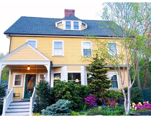 獨棟家庭住宅 為 出售 在 30 Saint John Street 30 Saint John Street Boston, 麻塞諸塞州 02130 美國