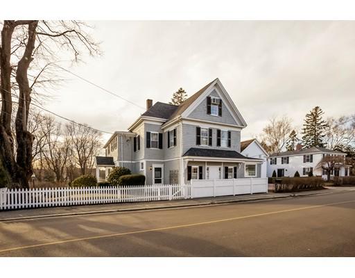 Single Family Home for Sale at 590 Washington Street 590 Washington Street Duxbury, Massachusetts 02332 United States