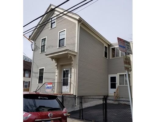 Μονοκατοικία για την Πώληση στο 44 Webster Avenue 44 Webster Avenue Cambridge, Μασαχουσετη 02138 Ηνωμενεσ Πολιτειεσ