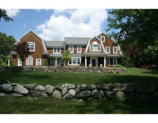 Casa Unifamiliar por un Venta en 183 Claybrook Road 183 Claybrook Road Dover, Massachusetts 02030 Estados Unidos