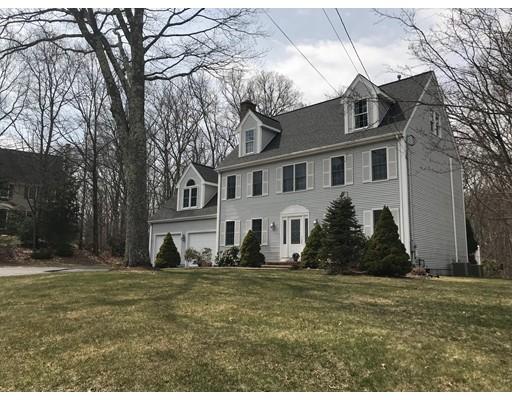 واحد منزل الأسرة للـ Sale في 21 Shales Landing 21 Shales Landing Attleboro, Massachusetts 02703 United States