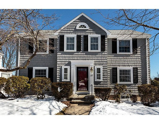 House for Sale at 87 Richmond Road 87 Richmond Road Belmont, Massachusetts 02478 United States