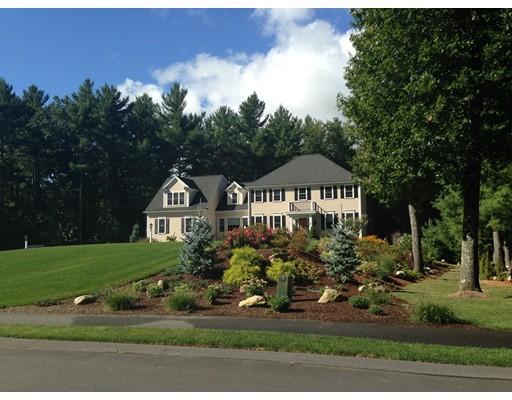 独户住宅 为 销售 在 25 Drumlin Hill Road 25 Drumlin Hill Road 博尔顿, 马萨诸塞州 01740 美国