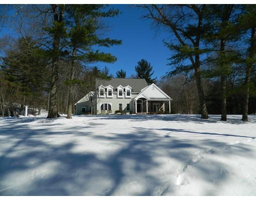 独户住宅 为 销售 在 105 Mill Street 105 Mill Street 米德尔顿, 马萨诸塞州 01949 美国