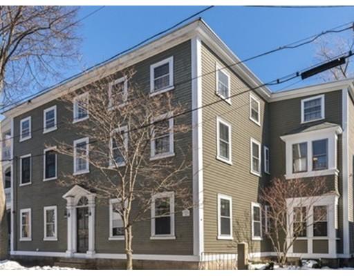 Condominium for Sale at 10 Andrew Street 10 Andrew Street Salem, Massachusetts 01970 United States