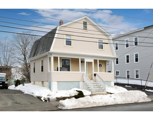 Single Family Home for Sale at 263 Jefferson Avenue 263 Jefferson Avenue Salem, Massachusetts 01970 United States