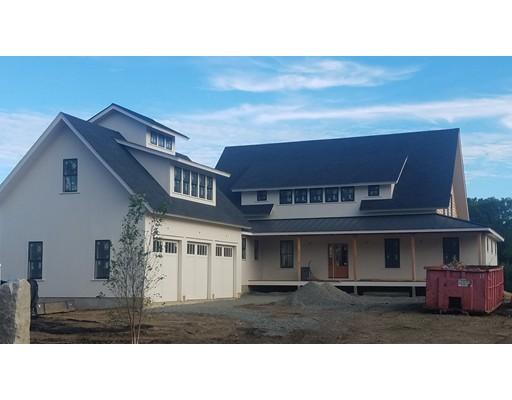 Maison unifamiliale pour l Vente à 2 William Hurley Way 2 William Hurley Way Newbury, Massachusetts 01951 États-Unis