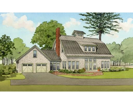 Maison unifamiliale pour l Vente à 255 High Road 255 High Road Newbury, Massachusetts 01951 États-Unis