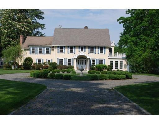 Частный односемейный дом для того Продажа на 35 Farm Street 35 Farm Street Medfield, Массачусетс 02052 Соединенные Штаты