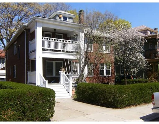 Appartement voor Verkoop een t 21 Pershing Road 21 Pershing Road Boston, Massachusetts 02130 Verenigde Staten