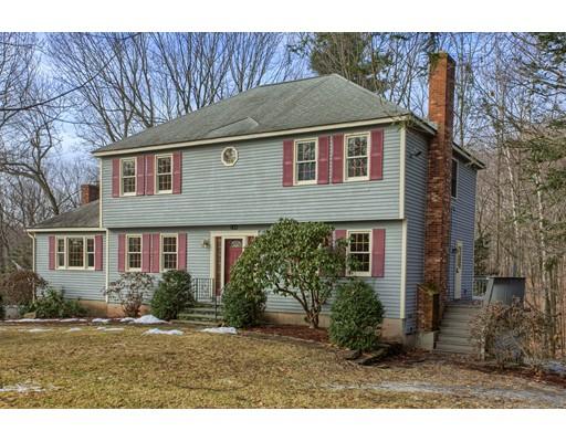 Частный односемейный дом для того Продажа на 176 Will Thompson Way 176 Will Thompson Way Fitchburg, Массачусетс 01420 Соединенные Штаты