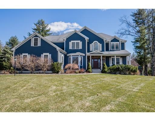 Maison unifamiliale pour l Vente à 7 Kendra Lane 7 Kendra Lane Sudbury, Massachusetts 01776 États-Unis
