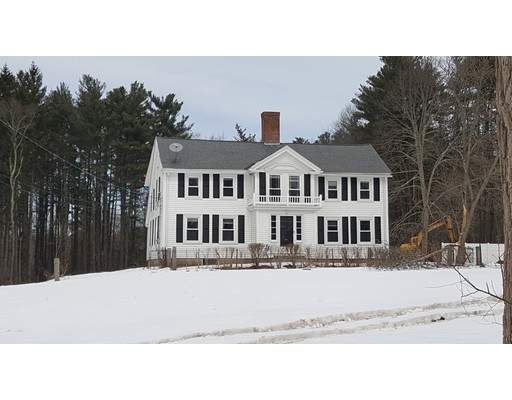 Single Family Home for Sale at 345 South Elm Street 345 South Elm Street West Bridgewater, Massachusetts 02379 United States