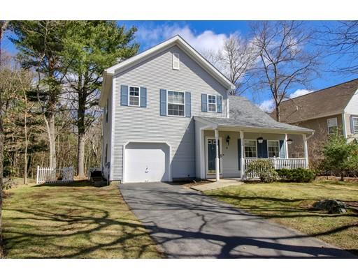 Частный односемейный дом для того Продажа на 4 Balcom Drive 4 Balcom Drive Foxboro, Массачусетс 02035 Соединенные Штаты