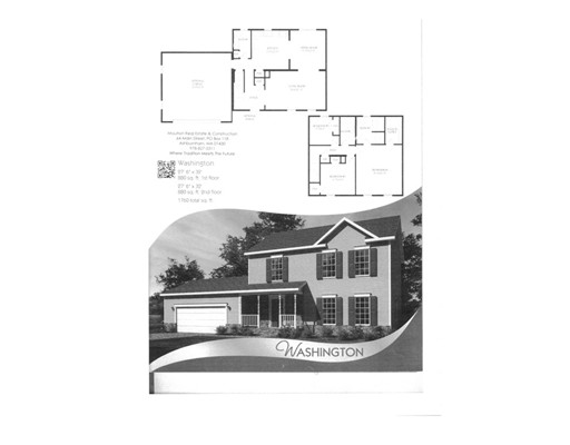 Single Family Home for Sale at Jeanne Drive Jeanne Drive Athol, Massachusetts 01331 United States