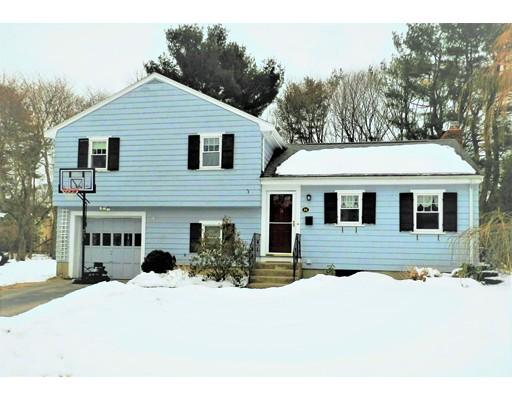 Μονοκατοικία για την Πώληση στο 44 Yale Road 44 Yale Road Needham, Μασαχουσετη 02494 Ηνωμενεσ Πολιτειεσ