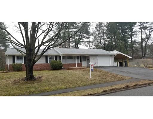 Single Family Home for Sale at 51 Karen Road 51 Karen Road Framingham, Massachusetts 01701 United States