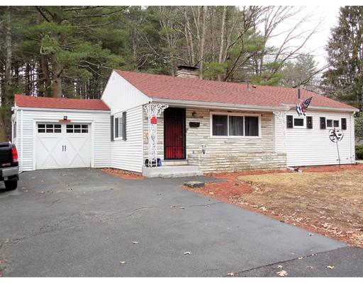 Single Family Home for Sale at 312 Potter Road 312 Potter Road Framingham, Massachusetts 01701 United States