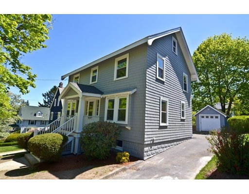 Single Family Home for Rent at 60 Robbins Road 60 Robbins Road Arlington, Massachusetts 02474 United States