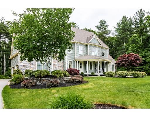 Частный односемейный дом для того Продажа на 38 Symphony Drive 38 Symphony Drive Easton, Массачусетс 02356 Соединенные Штаты