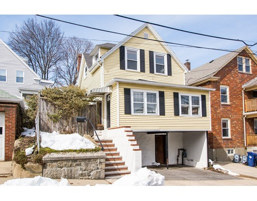 Single Family Home for Sale at 6 Atkins Street 6 Atkins Street Boston, Massachusetts 02135 United States