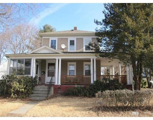 Многосемейный дом для того Продажа на 4 Waban Street 4 Waban Street Natick, Массачусетс 01760 Соединенные Штаты