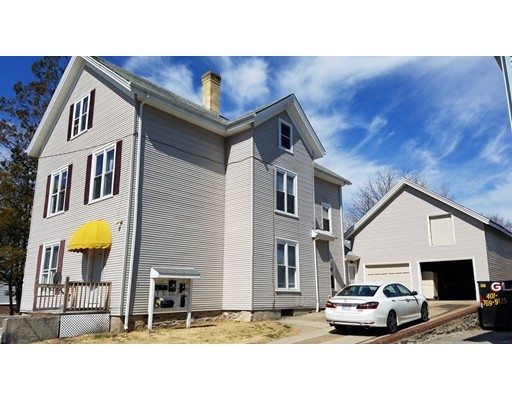 Multi-Family Home for Sale at 92 Main Street 92 Main Street Blackstone, Massachusetts 01504 United States